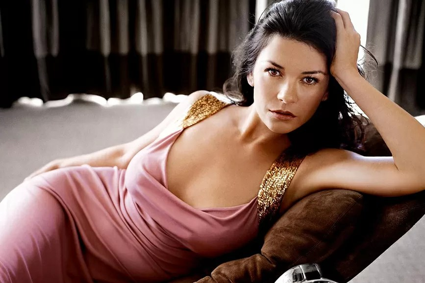 Catherine Zeta-Jones photoshoot