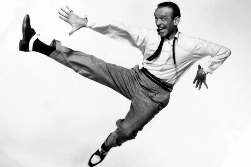 Fred Astaire ballerino