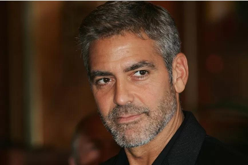 George Clooney attore