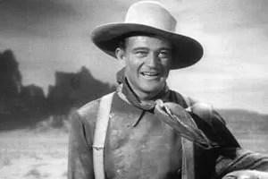 John Wayne film