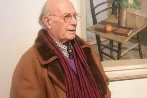 Mario Carotenuto anziano