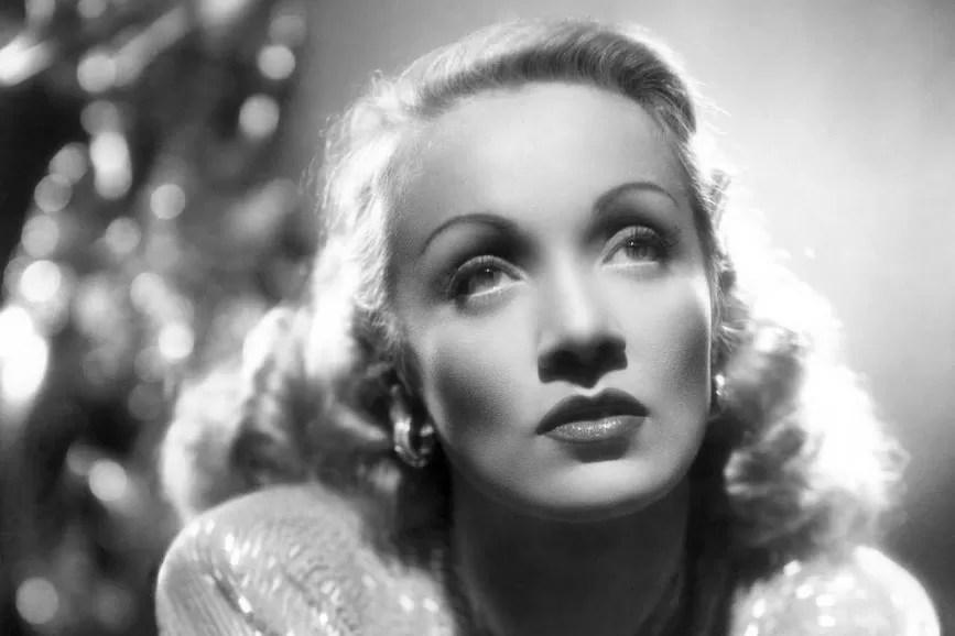 Marlene Dietrich Filmografia