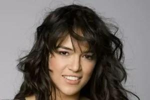 Michelle Rodriguez riccia