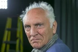 Terence Stamp sorriso