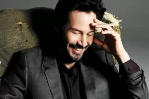 Keanu Reeves photoshoot