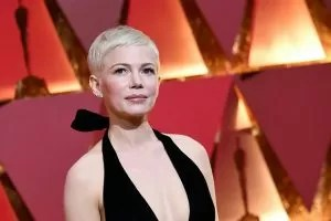 Michelle Williams oscar 2017