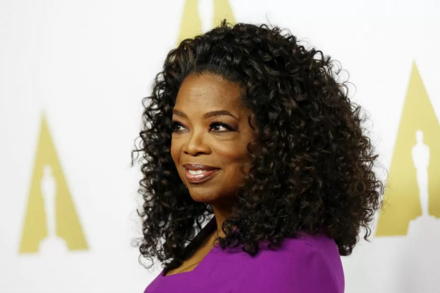 Oprah Winfrey Filmografia