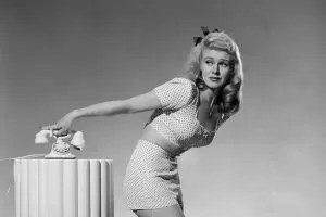 Ginger Rogers telefono