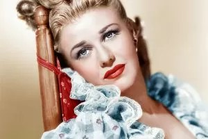Ginger Rogers primo piano