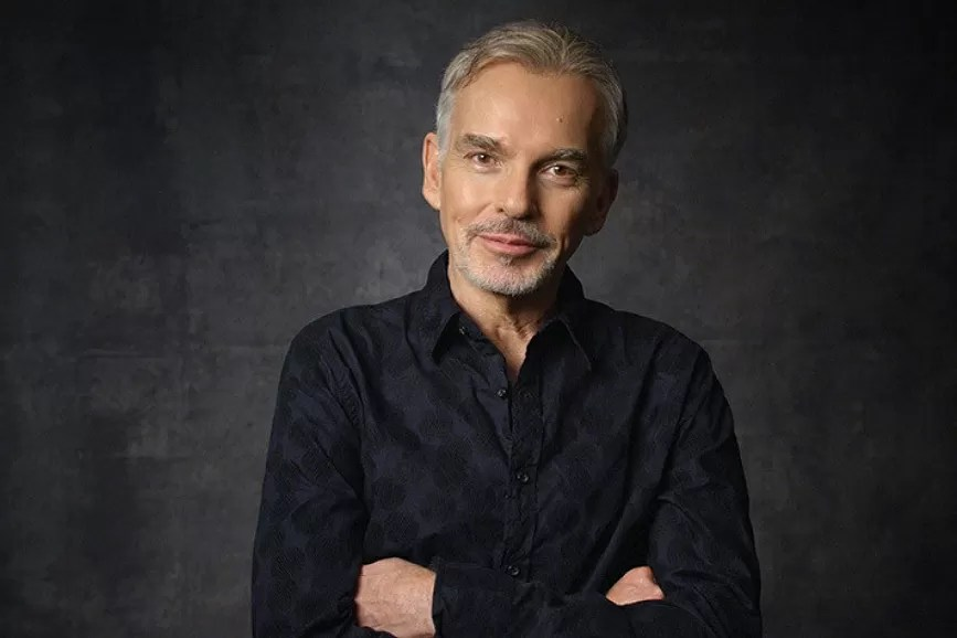 Billy Bob Thornton photoshoot