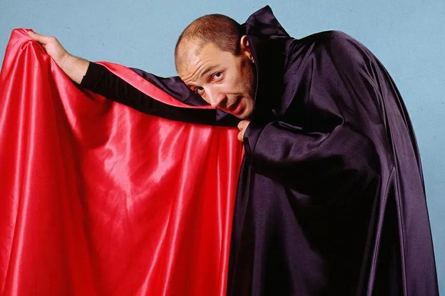 Aldo Baglio Dracula