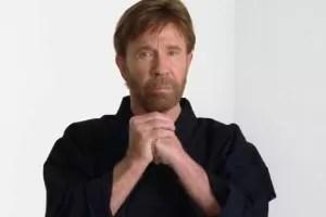 Chuck Norris attore