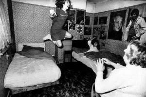 Una foto del caso del Poltergeist di Einfield tratta dal documentario di Channel 4