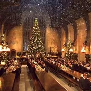Harry Potter Tour a cena nella Sala Grande  Ecodelcinema