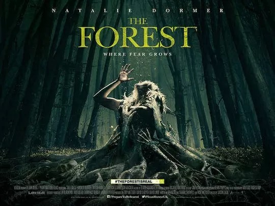 Locandina.the.forest