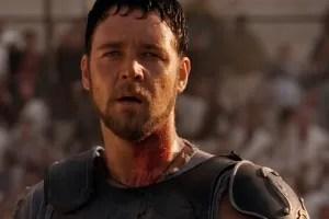 Russel Crowe gladiatore