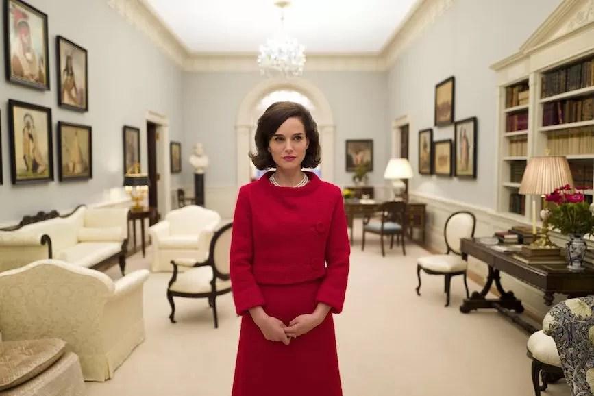 Jackie Natalie Portman Oscar