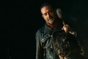 Jeffrey Dean Morgan: Negan The Walking Dead