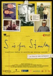 S is for Stanley locandina