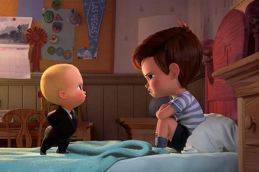 Baby Boss e Tim