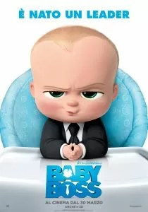 Baby boss poster