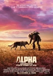 Alpha - Un'amicizia forte come la vita poster definitivo