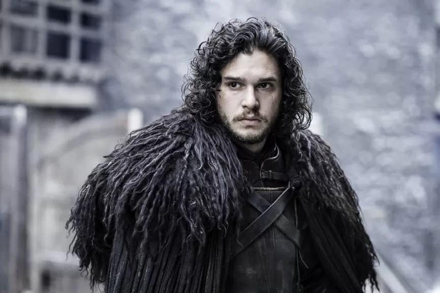Games of Thrones - Jon Snow