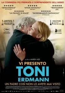Vi presento Toni Erdmann la locandina del film