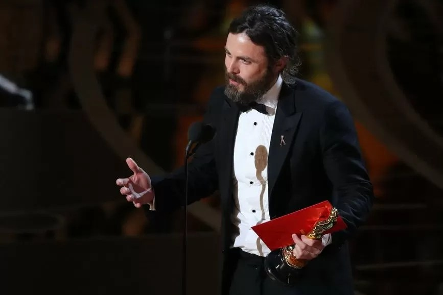 Casey Affleck Academy Awards 2017