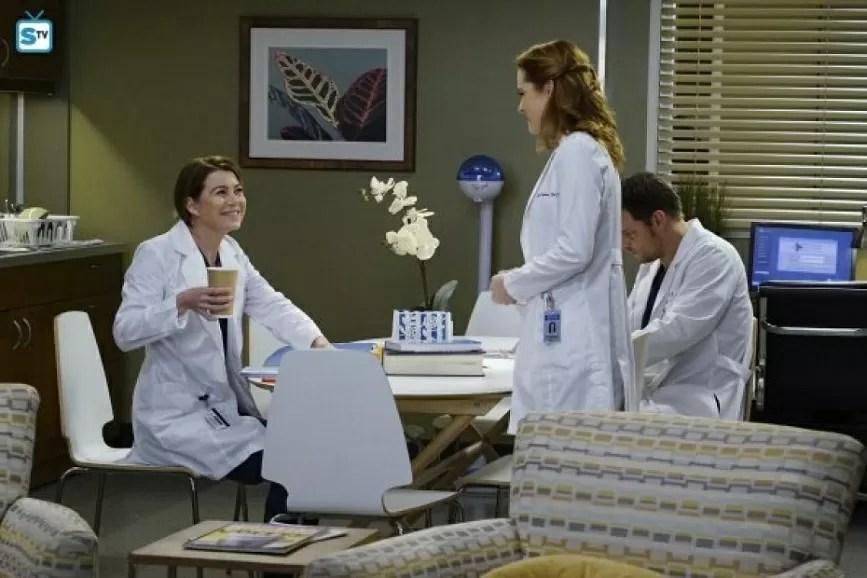 Scena Grey's Anatomy