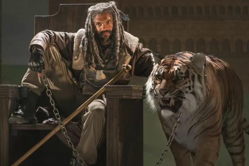 The Walking Dead - Re Ezekiel