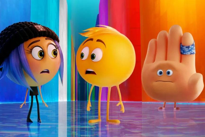 Emoji: Accendi le emozioni personaggi dal film