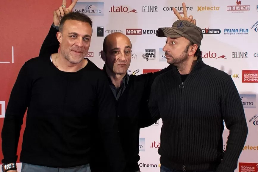 I Ditelo Voi Trio Comico