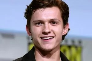 Tom Holland comic-con