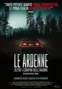 Le Ardenne - Oltre i confini dell'amore Locandina