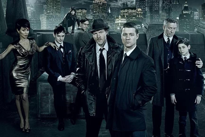 Gotham 4 cast