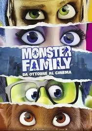 Monster Family locandina