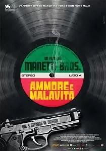 Ammore e Malavita Poster definitivo