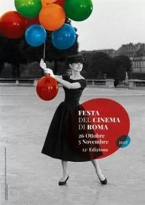 Festa del cinema di roma 2017 poster