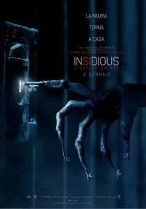 Insidious: L'ultima chiave locandina