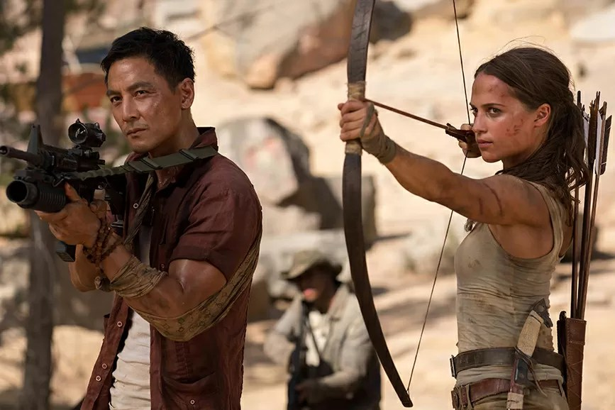 Tomb Raider rece