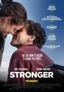 Stronger locandina