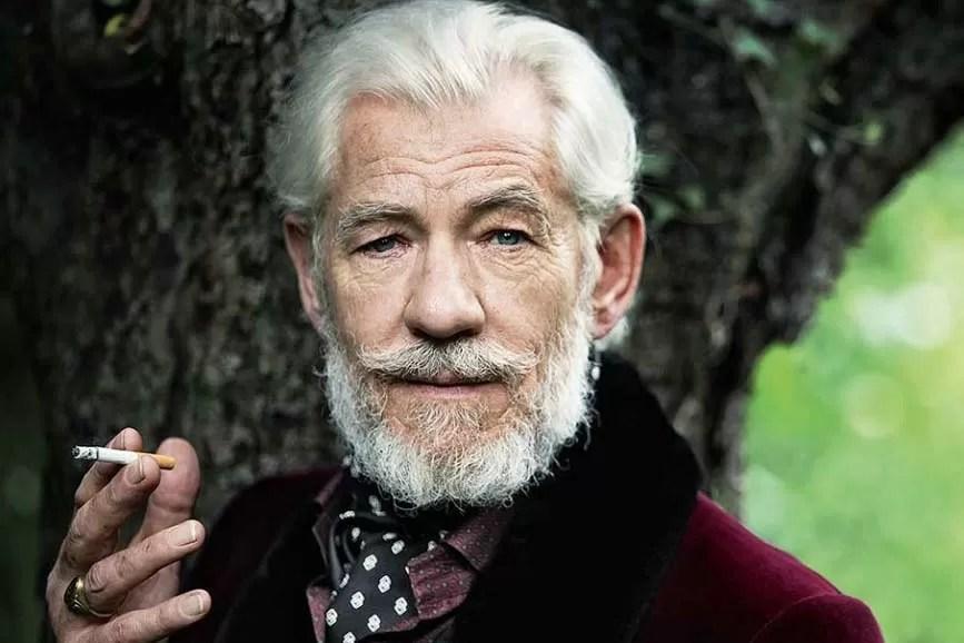 Ian McKellen Festa del Cinema di Roma 2017