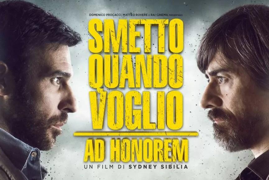 Box office italia smetto