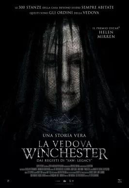 La vedova Winchester poster