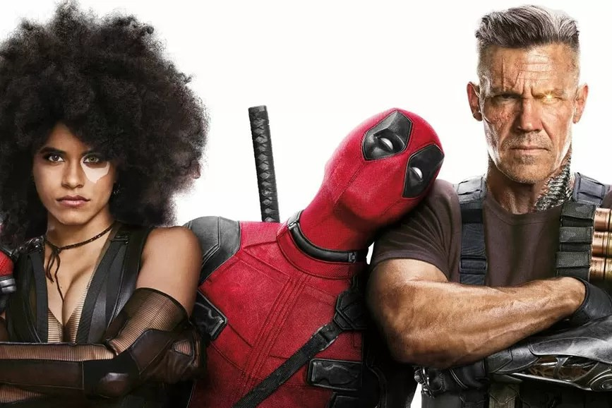 Deadpool 2 Domino Cable