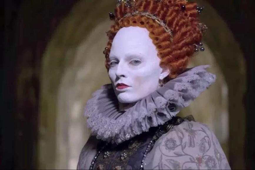 Maria regina di Scozia Margot Robbie