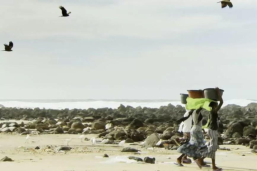 Untitled - Viaggio senza fine scena film