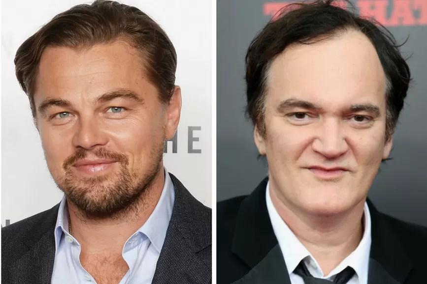 Tarantino, DiCaprio collaboration