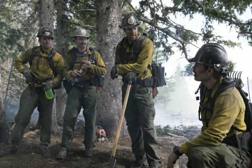 Fire Squad - Incubo di Fuoco film